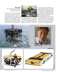 MT Jul-17#51  Robertson, MD HYBIS SABERTOOTH FALCON Saab Seaeye www.marinetechnolog