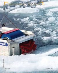 MT Oct-17#42 Harsh Environs: The Arctic Credit: U.S. Coast Guard October