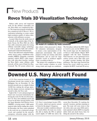 MT Jan-18#58 New Products Rovco Trials 3D Visualization Technology