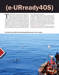 MT Mar-18#25 (e-URready4OS) racking in-water oil spills before reaching
