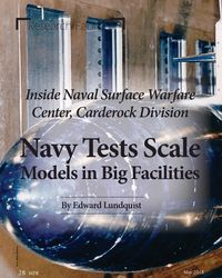 MT May-18#28    Models in Big Facilities By Edward Lundquist (U.S. Navy photos) Ma