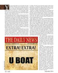"MT Sep-18#12  called him ""the Flemish Indiana Jones."" biggest anchor"