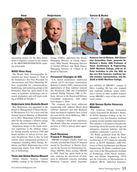 MT Sep-18#59  Director of CWind to its  SUNY Maritime College, with
