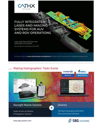 MT Oct-18#19 FULLY INTEGRATED  LASER AND IMAGING  SYSTEMS FOR AUV  AND