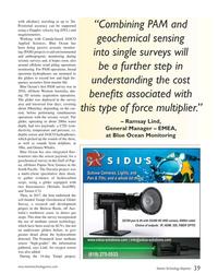 MT Oct-18#39   geochemical sensing  Applied Sciences, Blue Ocean has  been