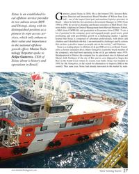 MT Nov-18#27  International Board Member of Wilson Sons Lim- cal offshore