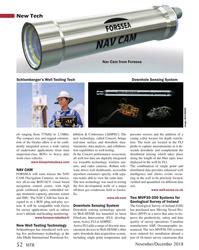 MT Nov-18#52 New TechNew Tech Nav Cam from Forssea Schlumberger's Well