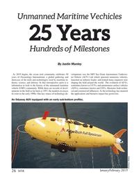 MT Jan-19#26  of Milestones By Justin Manley As 2019 begins