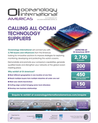 MT Jan-19#59 CALLING ALL OCEAN  TECHNOLOGY  SUPPLIERS ct you with