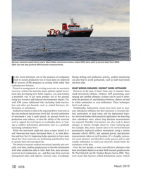 MT Mar-19#50 .  USVs can now also perform GPS-Acoustic measurements. n