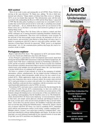 MT Mar-19#57  from  hosting the biennial IEEE OES Autonomous Underwater