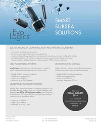MT Mar-19#3rd Cover SMART SUBSEA SOLUTIONS S2C TECHNOLOGY: COMMUNICATION AND