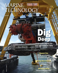 MT Apr-19#Cover MARINE TECHNOLOGY                REPORTER April 2019
