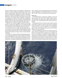 MT Apr-19#14  by Cortland for the deepwater oceanographic  carousel