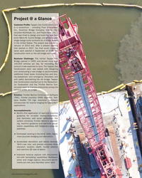 MT Apr-19#21  machine  guidance for on-water cranes/excavators/ jack