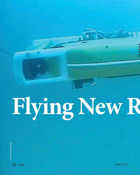 MT Apr-19#30 Flying New R Image: Modus Seabed Intervention April