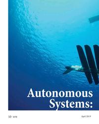 MT Apr-19#50 Autonomous  Systems:  April 2019 50   MTR MTR #3 (50-63).