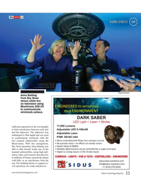 MT May-19#33 .  DARK SABER LED Light + Laser + Strobe  11,000 Lumens suf