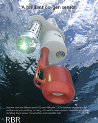MT May-19#4th Cover A brilliant oxygen sensor. Discover how the RBRconcerto³