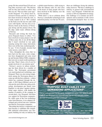 MT Jun-19#11  offshore diving  in Norway.  Research and writing the book has