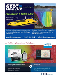 MT Jun-19#13 Making Hydrographers' Tasks Easier Stand #32 Courtesy of