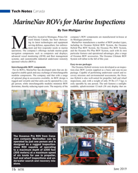 MT Jun-19#16  of performing underwater search and re- modular components