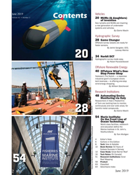 MT Jun-19#2 June 2019 Vehicles Contents Volume 62 • Number 5 20  MUMs