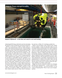 MT Jul-19#35  Saipem Saipem's Hydrone R – in the ?  esh and ready for real