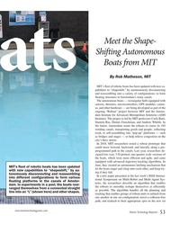 MT Sep-19#53   Boats from MIT ats By Rob Matheson, MIT  MIT's ?