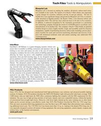 MT Sep-19#59 Tech Files Tools & Manipulators Blueprint Lab Blueprint