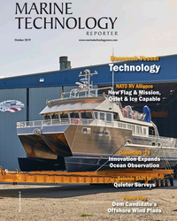 MT Oct-19#Cover MARINE TECHNOLOGY                REPORTER October 2019