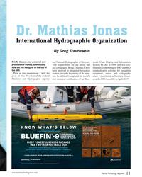 MT Nov-19#11 Dr. Mathias Jonas  International Hydrographic Organization By