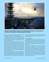MT Nov-19#47 Image: Equinor) Equinor's Hywind Tampen project will use ?