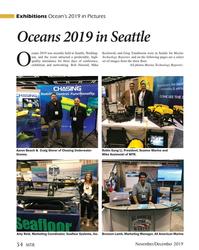 MT Nov-19#54 Exhibitions Ocean's 2019 in Pictures Oceans 2019 in