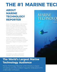 MT Nov-19#58  magazine dedicated  to the underwater technology and ocean