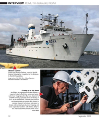 MT Sep-20#32 , a compact under- water laser imaging system that was