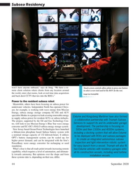 """MT Sep-20#44 Subsea Residency  won't have anyone onboard,"""" says de Jong."""