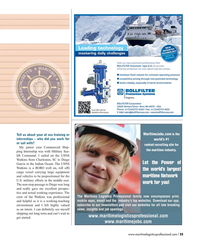 MP Q3-16#25 MaritimeJobs.com is the  Tell us about your at sea training