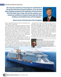 MP Q1-18#40  from Royal  Caribbean and Celebrity Cruises to Port Everglades