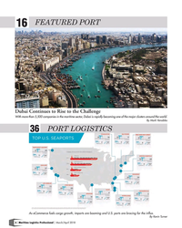 MP Q1-18#6 FEATURED PORT 16 Dubai Continues to Rise to the Challenge