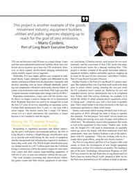 MP Q2-18#43  the goal of zero emissions. – Mario Cordero,  Port of Long