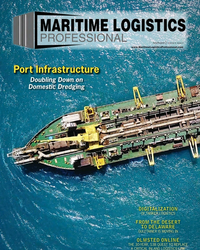 MP Q3-18#Cover  LOGISTICS FROM THE DESERT  TO DELAWARE GULFTAINER IS MOVING