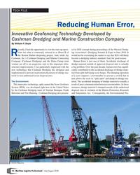 MP Q3-18#12 TECH FILE  Reducing Human Error,  Innovative Geofencing