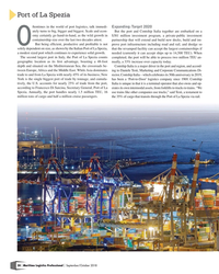 MP Q3-18#20 . depth and situated on the Mediterranean Sea, the crossroads