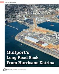 MP Q3-18#32  Road Back  From Hurricane Katrina 32   Maritime Logistics