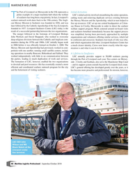 MP Q3-18#48 MARINER WELFARE he Port of Liverpool on Merseyside in the