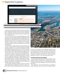 MP Q3-18#54 Digital Port Logistics Credit: GE sis logistics within the