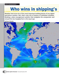 MP Q4-18#12 DATA MANAGEMENT  Who wins in shipping's Weather has to be