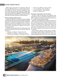 MP Q1-19#44  • Coco Cay, Bahamas - Royal Caribbean. ly for MSC Cruises