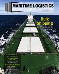 MP Q3-19#Cover  WHOM? THE EMISSIONS- FREE PORT SAN PEDRO PORTS: AS 'X'  APPROACHES